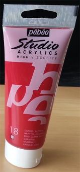 acryliqueRouge
